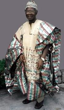 Solomon Oladeji Abegunde obituary photo