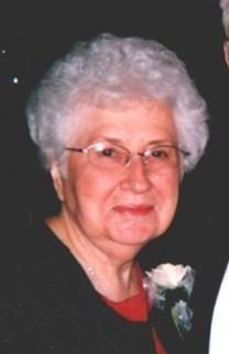 Luetta Mae Parker obituary photo
