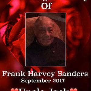 Frank Harvey  Sanders