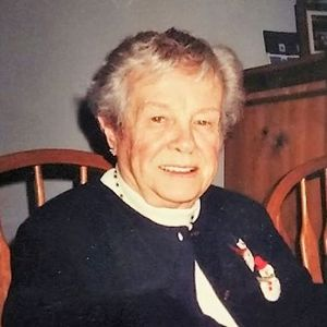 Mary  M. Mahoney