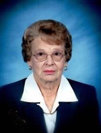 Betty A. Senger obituary photo