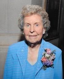 Bernadine Irene Mix obituary photo