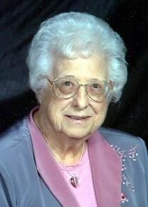 Ethel Mae Berringer obituary photo