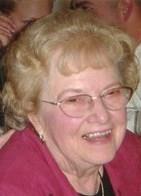 Virginia Parr obituary photo