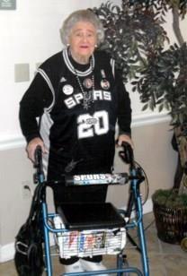 Ruth Vollmar Guzner obituary photo