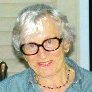 Jean H. Cruikshank Obituary Photo