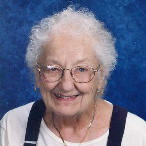 Jeanne Shaw Obituary Photo