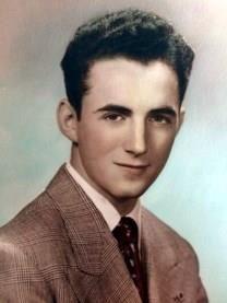 George Edward Siladie obituary photo