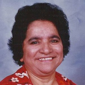 Victoria Garcia Barros Obituary Photo