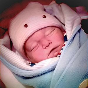 Infant Samuel Drake Dean Shook