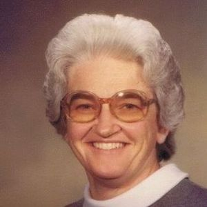 Sister Mary Ann Beatty Obituary Photo