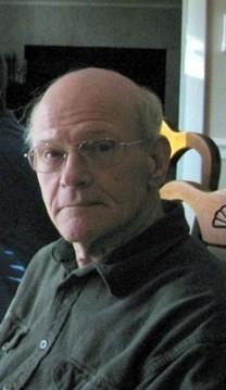 John Heywood Williams obituary photo