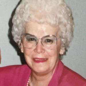 Catherine Martini Obituary Photo