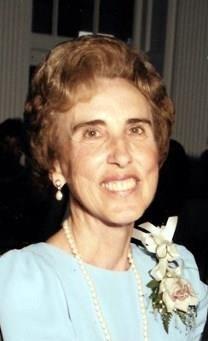 Jeanette Ferrell Rose obituary photo