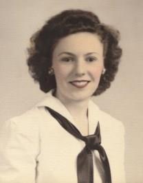 Cecilia B. YARGO obituary photo