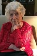 Irene Bertha Nilson obituary photo