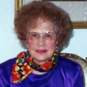 Josephine Sejda Rouhselang Obituary Photo
