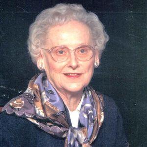 Frances Jenkins Henderson