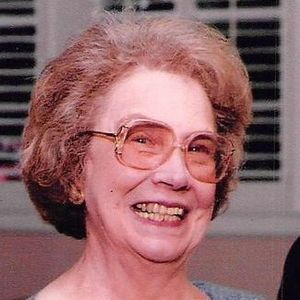 Louise Mims Lance Obituary Photo