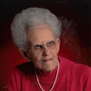 Mrs. Geneva Martin Waldrop
