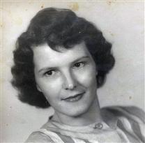 Gracie Estelle Gowen Obituary Photo