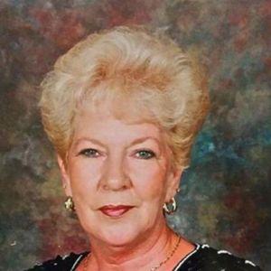 """Patricia Ann """"Pat"""" Gibson"""
