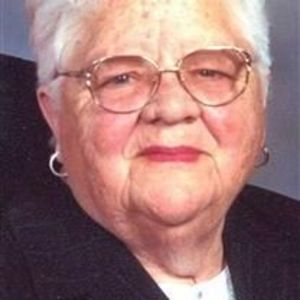 Frances Redifer Showalter
