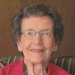 Hazel Kamps Obituary Photo