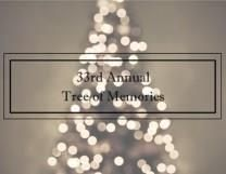 33rd Annual Hospice Tree of Memories obituary photo