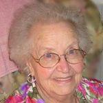 Portrait of Anna M. Diem