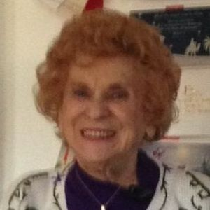 Helen Marie Hudgens Obituary Photo