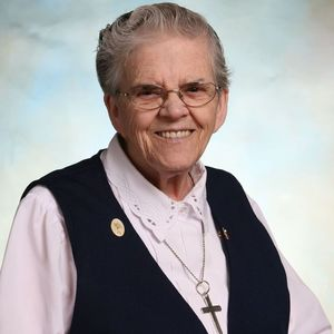 Sister Ida M. Perry,, S.S.Ch.