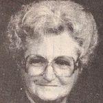 Mattie Marie Tucker