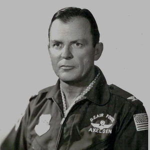 Col. Max M. Axelsen