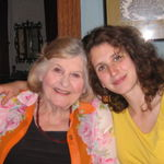 Rose and Granddaughter Allana