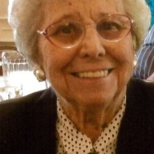 Mrs. Dorothea Rose (Basso) Golini