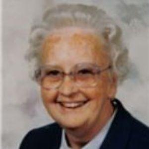 Sister  Theresa Monaghan, RSM Obituary Photo