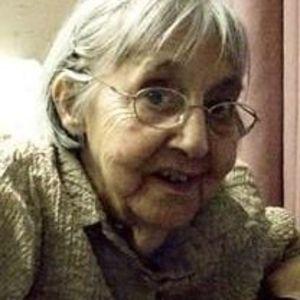 Margaret Ellen Withrow Patterson Rodgers