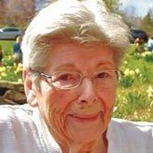 Georgette J. Montaufray Obituary Photo