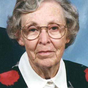 Anna Mae Beacher