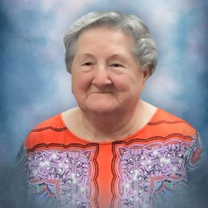 Claire R. Van Newkirk Obituary Photo