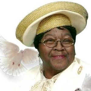 Dr Willia Mae Mackey