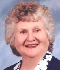 Mary E. Lee obituary photo