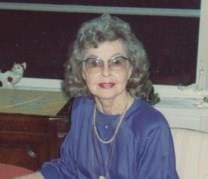 Mary Elizabeth Ferris obituary photo