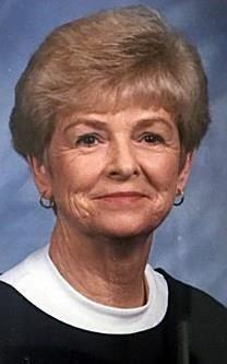 Annie Marsh Cornelius obituary photo