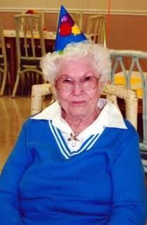 Myrtle Wright obituary photo
