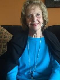 Shirley Binin obituary photo