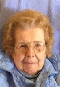 Mildred W. Erdman obituary photo