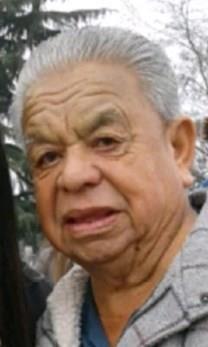Leonardo Valles Calderon obituary photo