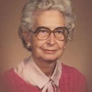 Martha Franklin Mann